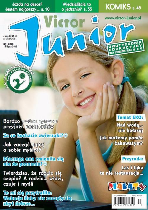 Victor Junior nr 14 (286) - Ebook (Książka PDF) do pobrania w formacie PDF