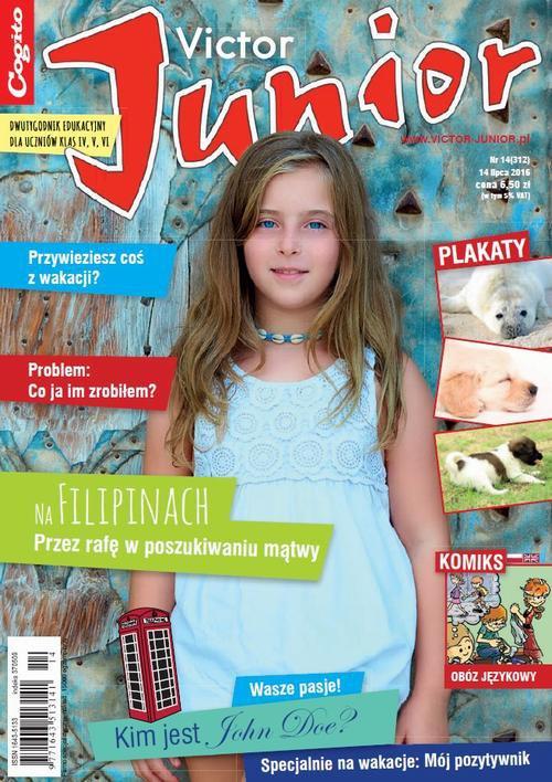 Victor Junior nr 14 (312) - Ebook (Książka PDF) do pobrania w formacie PDF
