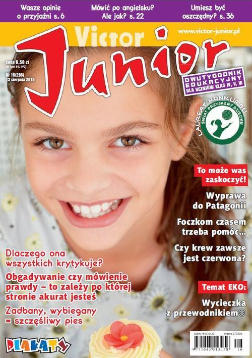 Victor Junior nr 16 (288) - Ebook (Książka PDF) do pobrania w formacie PDF