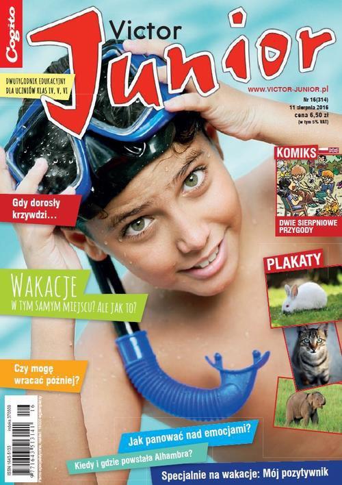 Victor Junior nr 16 (314) - Ebook (Książka PDF) do pobrania w formacie PDF
