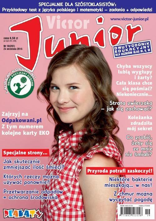 Victor Junior nr 19 (291) - Ebook (Książka PDF) do pobrania w formacie PDF