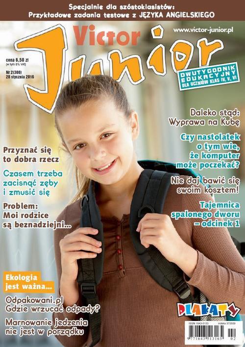 Victor Junior nr 2 (300) - Ebook (Książka PDF) do pobrania w formacie PDF