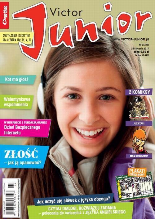 Victor Junior nr 2 (326) - Ebook (Książka PDF) do pobrania w formacie PDF