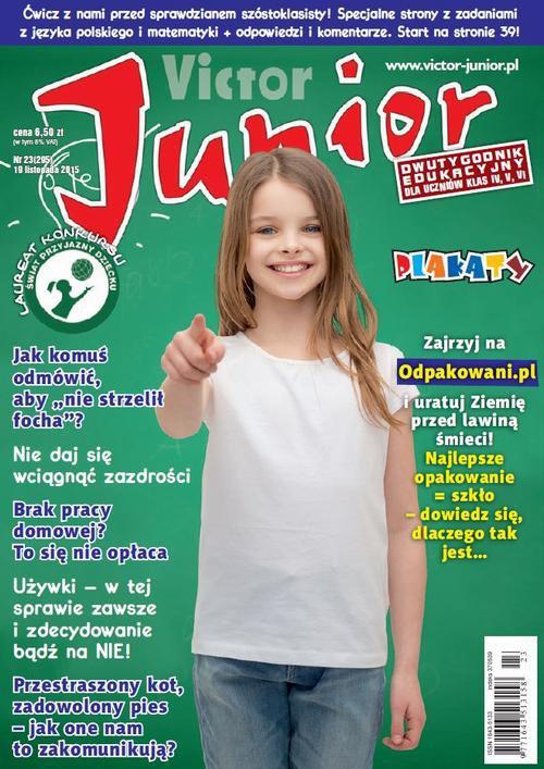 Victor Junior nr 23 (295) - Ebook (Książka PDF) do pobrania w formacie PDF