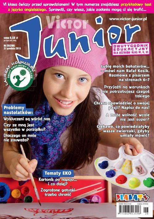 Victor Junior nr 26 (298) - Ebook (Książka PDF) do pobrania w formacie PDF