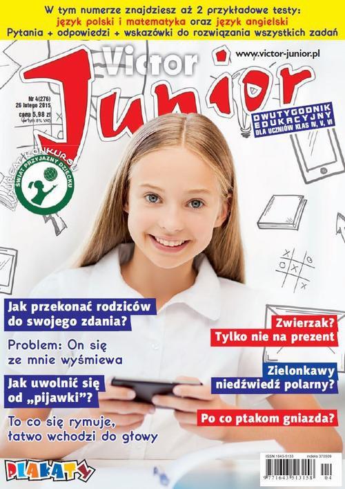 Victor Junior nr 4 (276) - Ebook (Książka PDF) do pobrania w formacie PDF