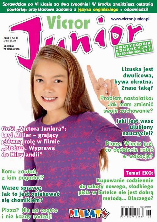 Victor Junior nr 6 (304) - Ebook (Książka PDF) do pobrania w formacie PDF