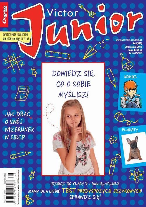 Victor Junior nr 8 (332) - Ebook (Książka PDF) do pobrania w formacie PDF