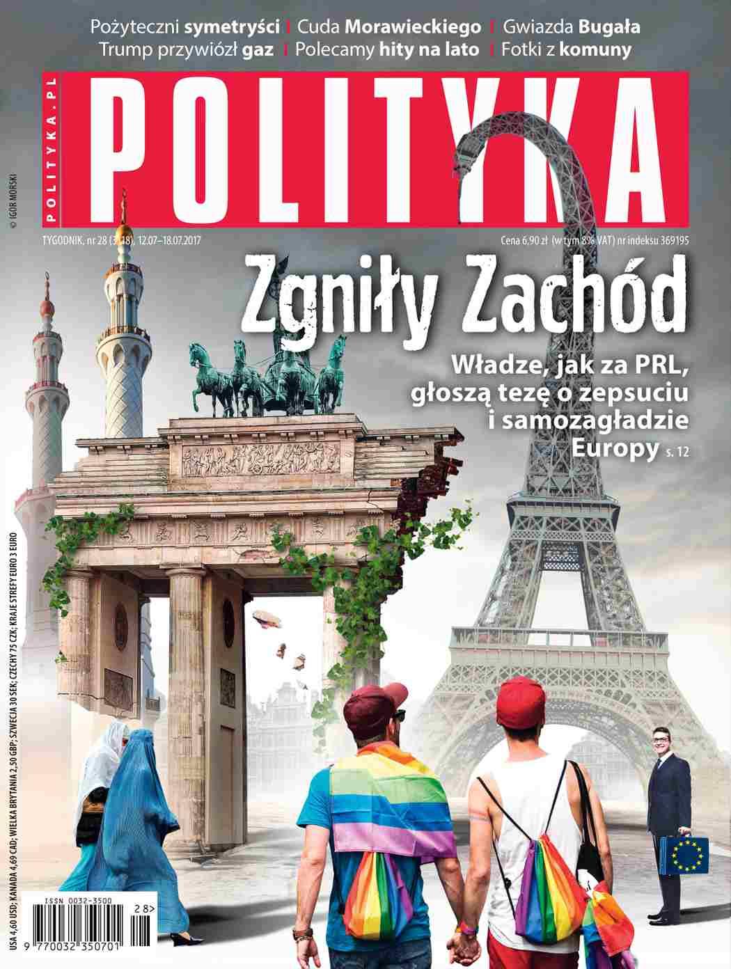 Polityka nr 28/2017 - Ebook (Książka PDF) do pobrania w formacie PDF