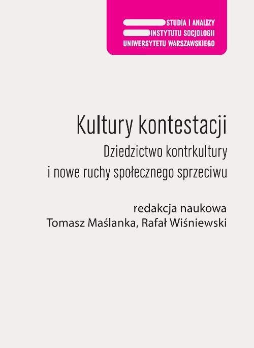Kultury kontestacji - Ebook (Książka PDF) do pobrania w formacie PDF
