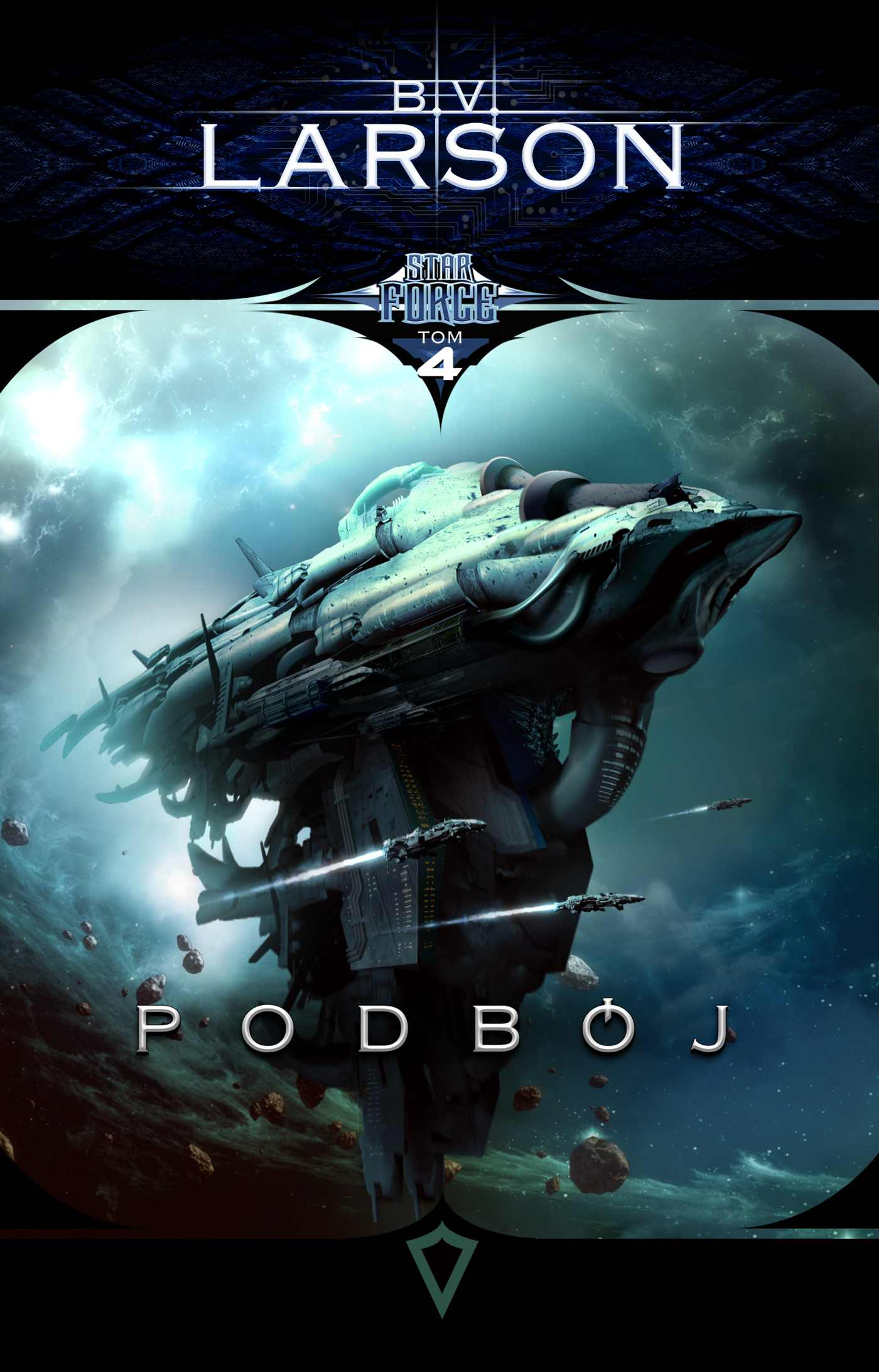 Star Force. Tom 4. Podbój - Ebook (Książka EPUB) do pobrania w formacie EPUB