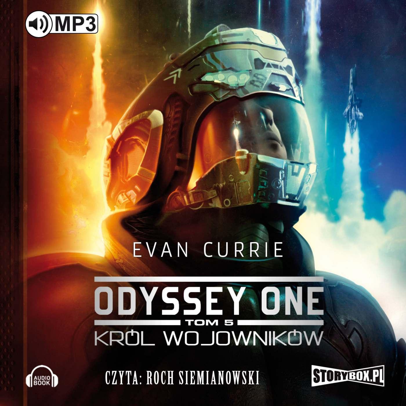 Odyssey One Tom 5 Król wojowników - Audiobook (Książka audio MP3) do pobrania w całości w archiwum ZIP