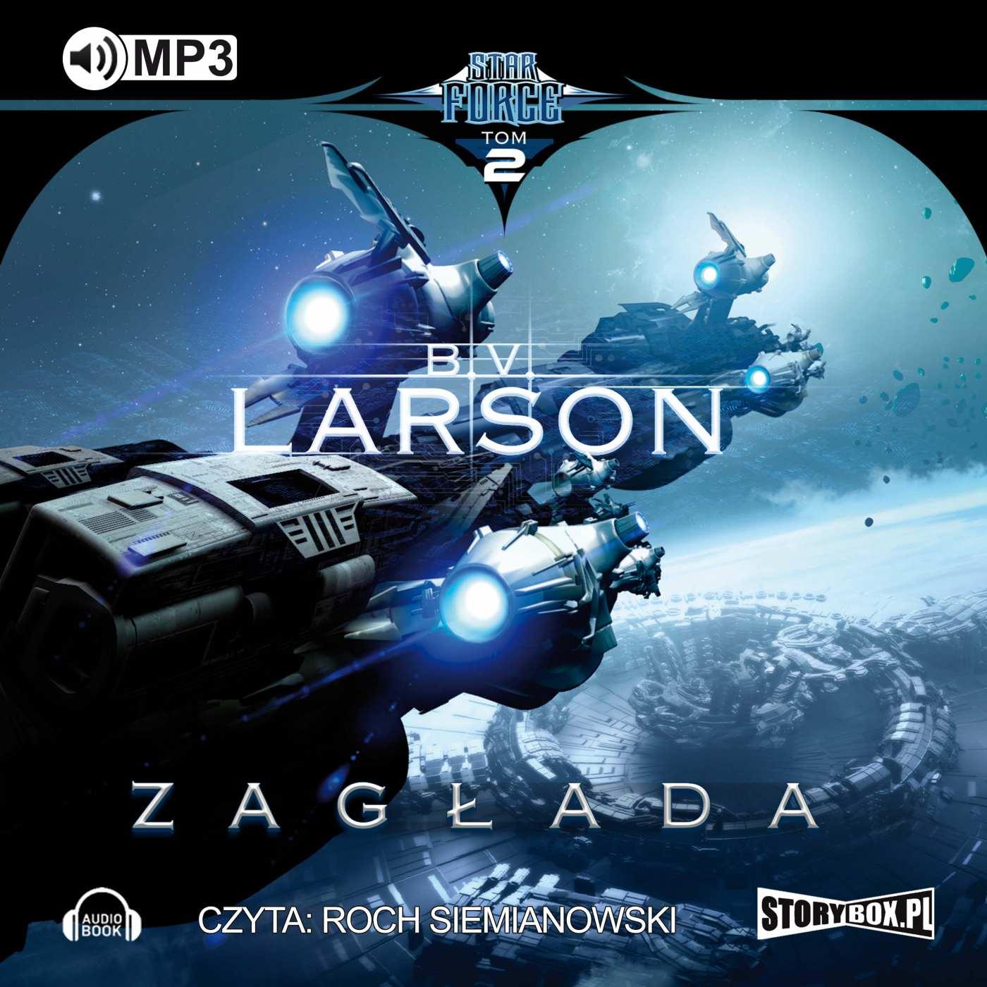 Star Force Tom 2 Zagłada - Audiobook (Książka audio MP3) do pobrania w całości w archiwum ZIP