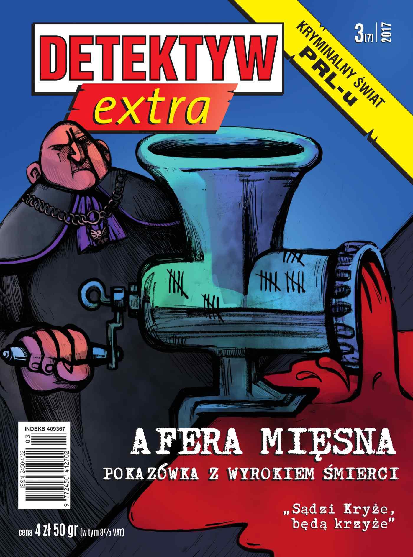 Detektyw Extra 3/2017 - Ebook (Książka EPUB) do pobrania w formacie EPUB