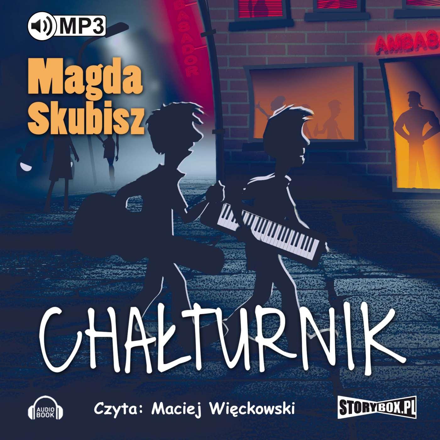 Chałturnik - Audiobook (Książka audio MP3) do pobrania w całości w archiwum ZIP