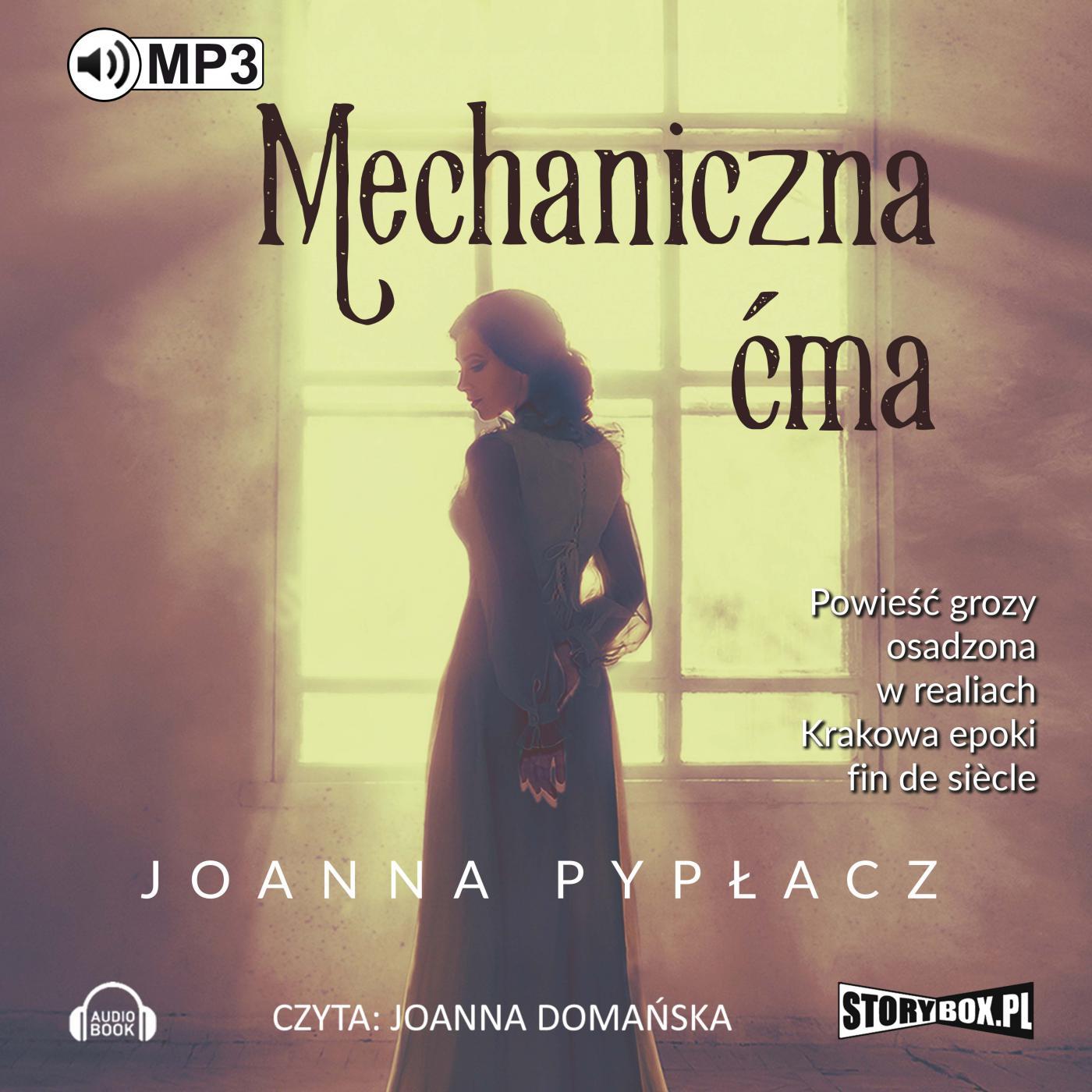 Mechaniczna ćma - Audiobook (Książka audio MP3) do pobrania w całości w archiwum ZIP