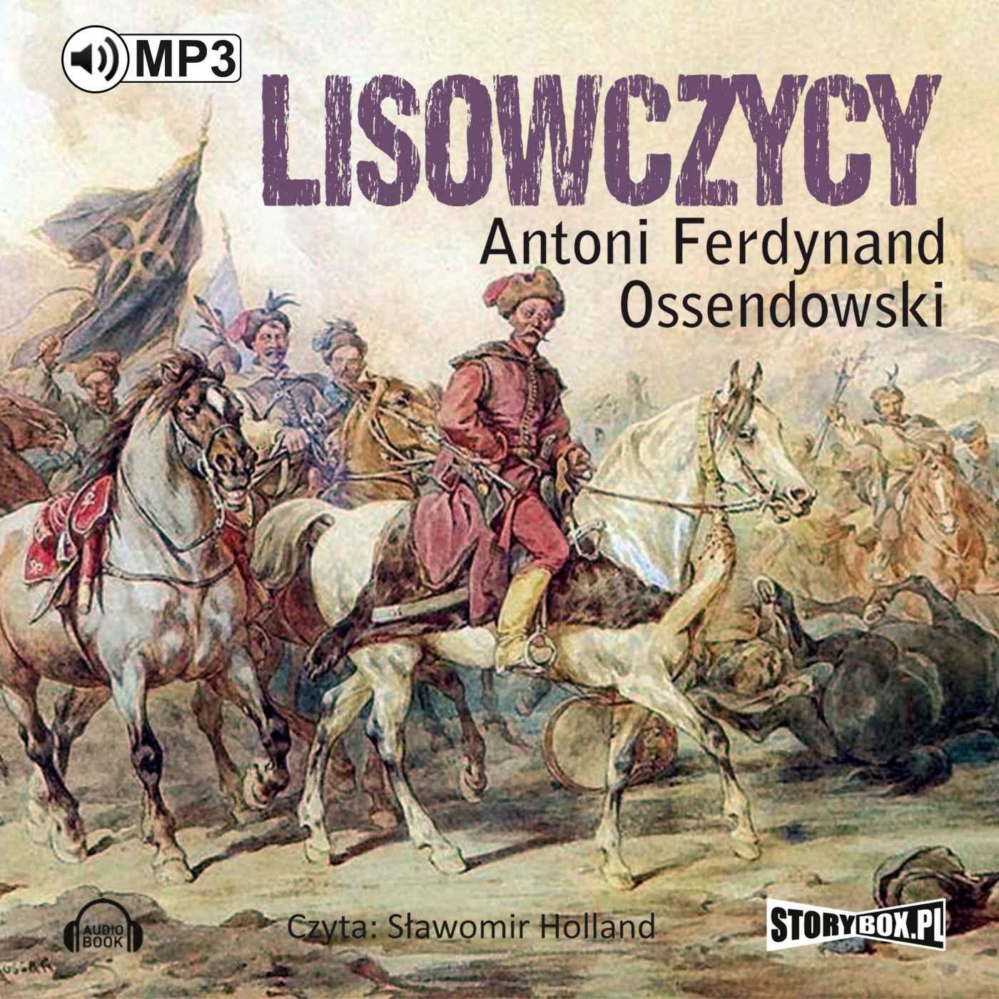Lisowczycy - Audiobook (Książka audio MP3) do pobrania w całości w archiwum ZIP