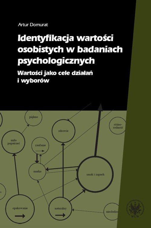 Identyfikacja wartości osobistych w badaniach psychologicznych - Ebook (Książka PDF) do pobrania w formacie PDF