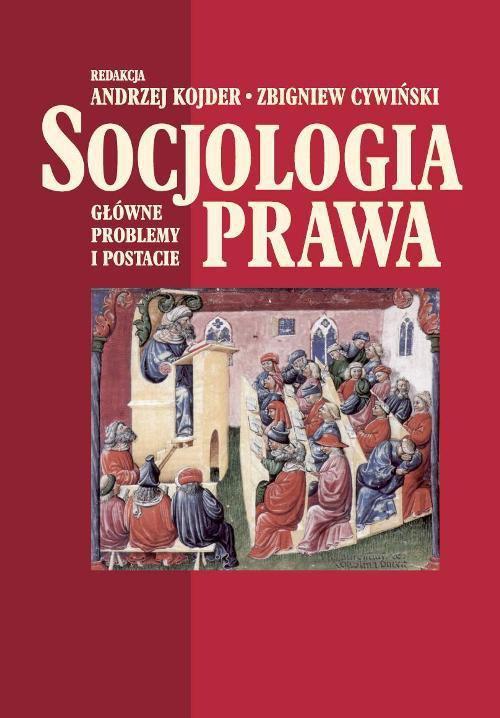 Socjologia prawa - Ebook (Książka PDF) do pobrania w formacie PDF