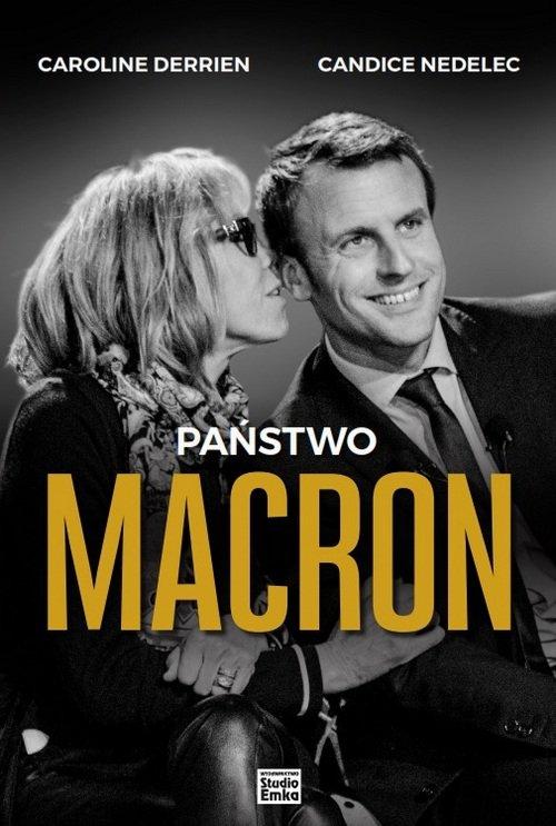 Państwo Macron - Ebook (Książka na Kindle) do pobrania w formacie MOBI