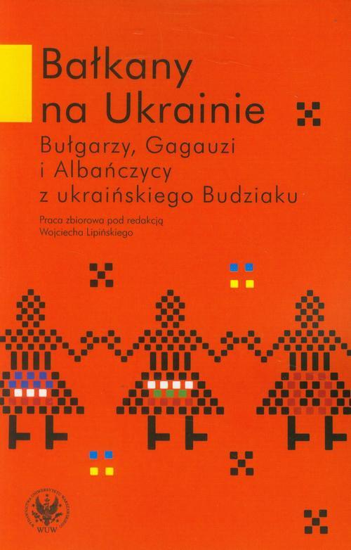 Bałkany na Ukrainie - Ebook (Książka PDF) do pobrania w formacie PDF