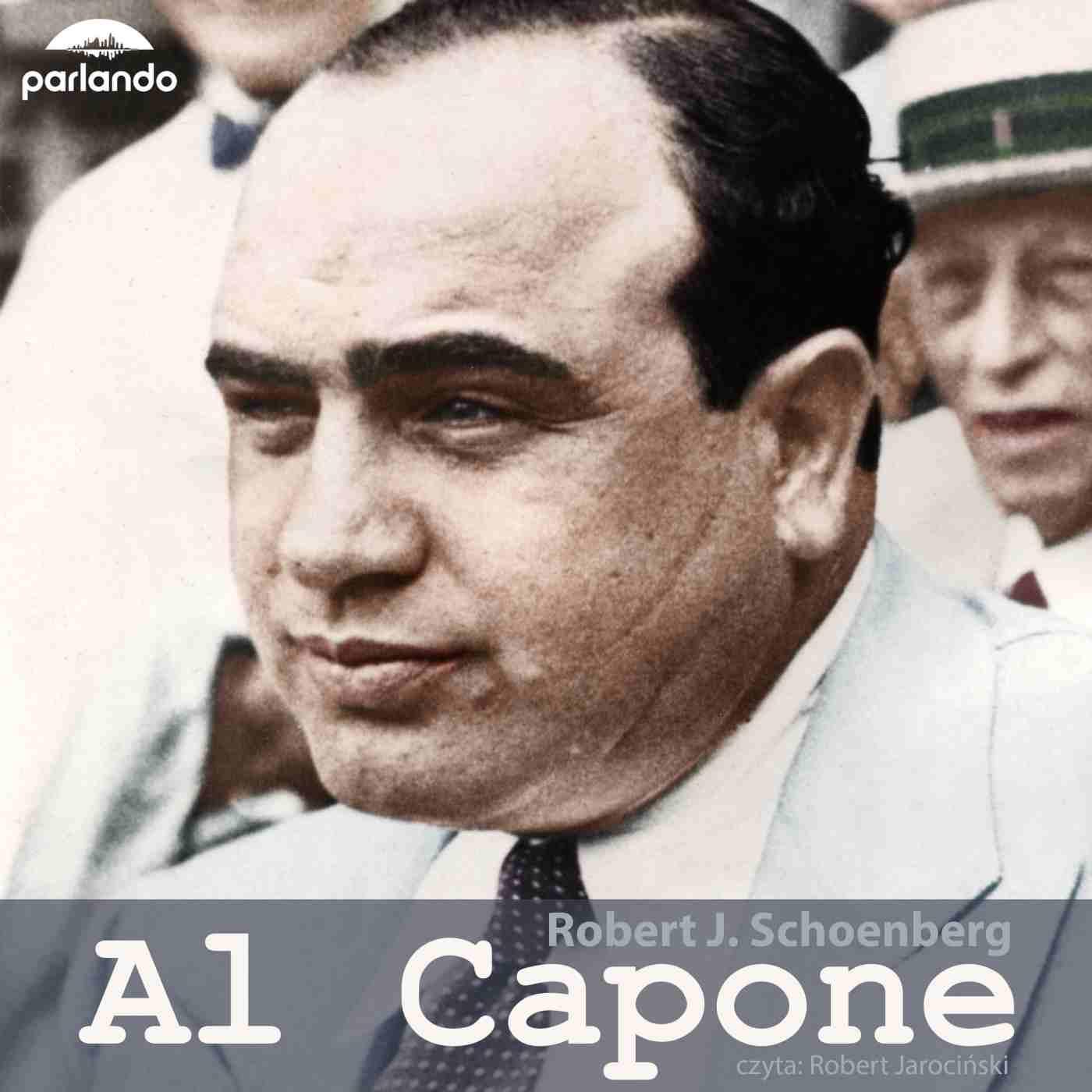 Al Capone - Audiobook (Książka audio MP3) do pobrania w całości w archiwum ZIP