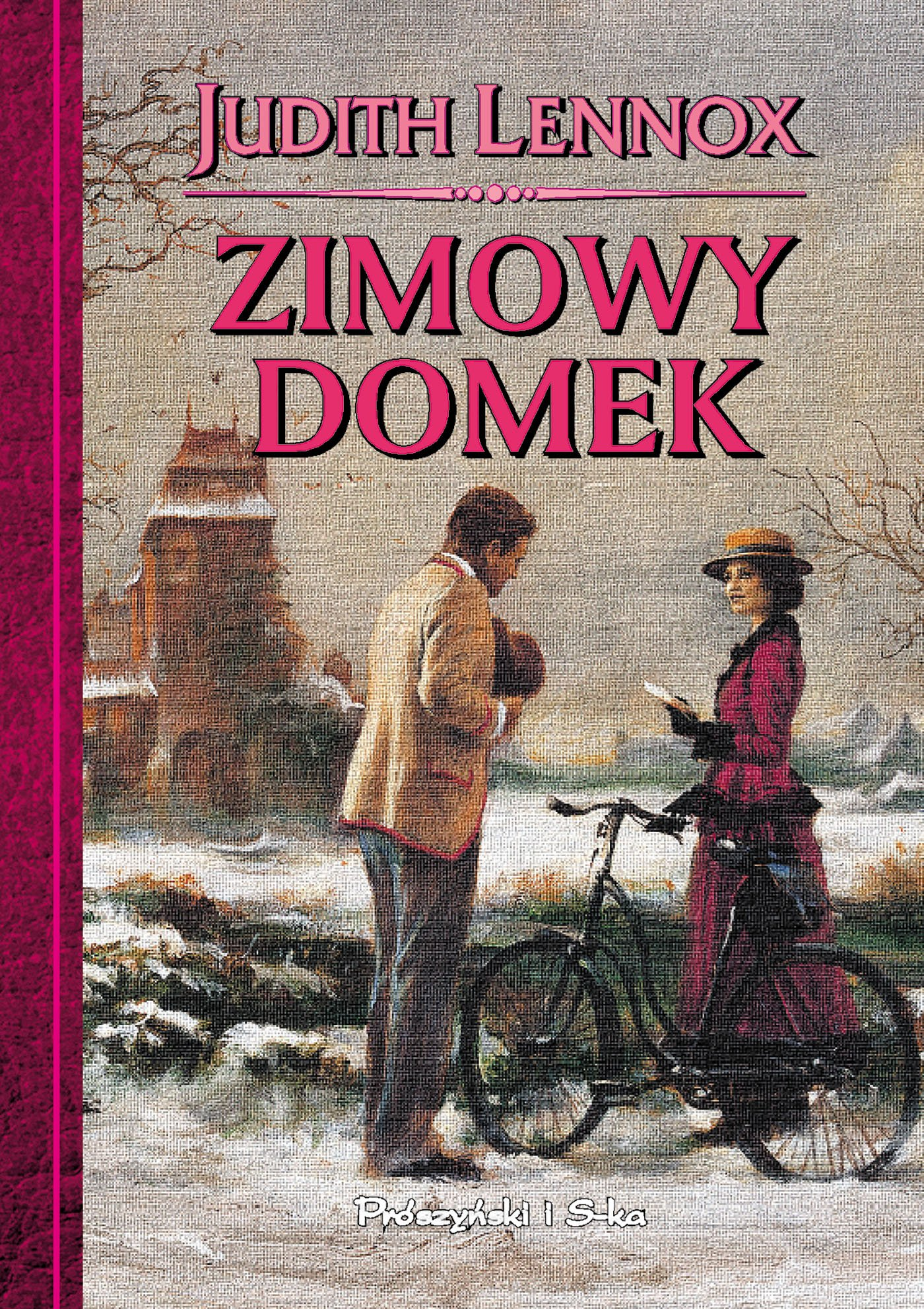 Zimowy domek - Ebook (Książka na Kindle) do pobrania w formacie MOBI