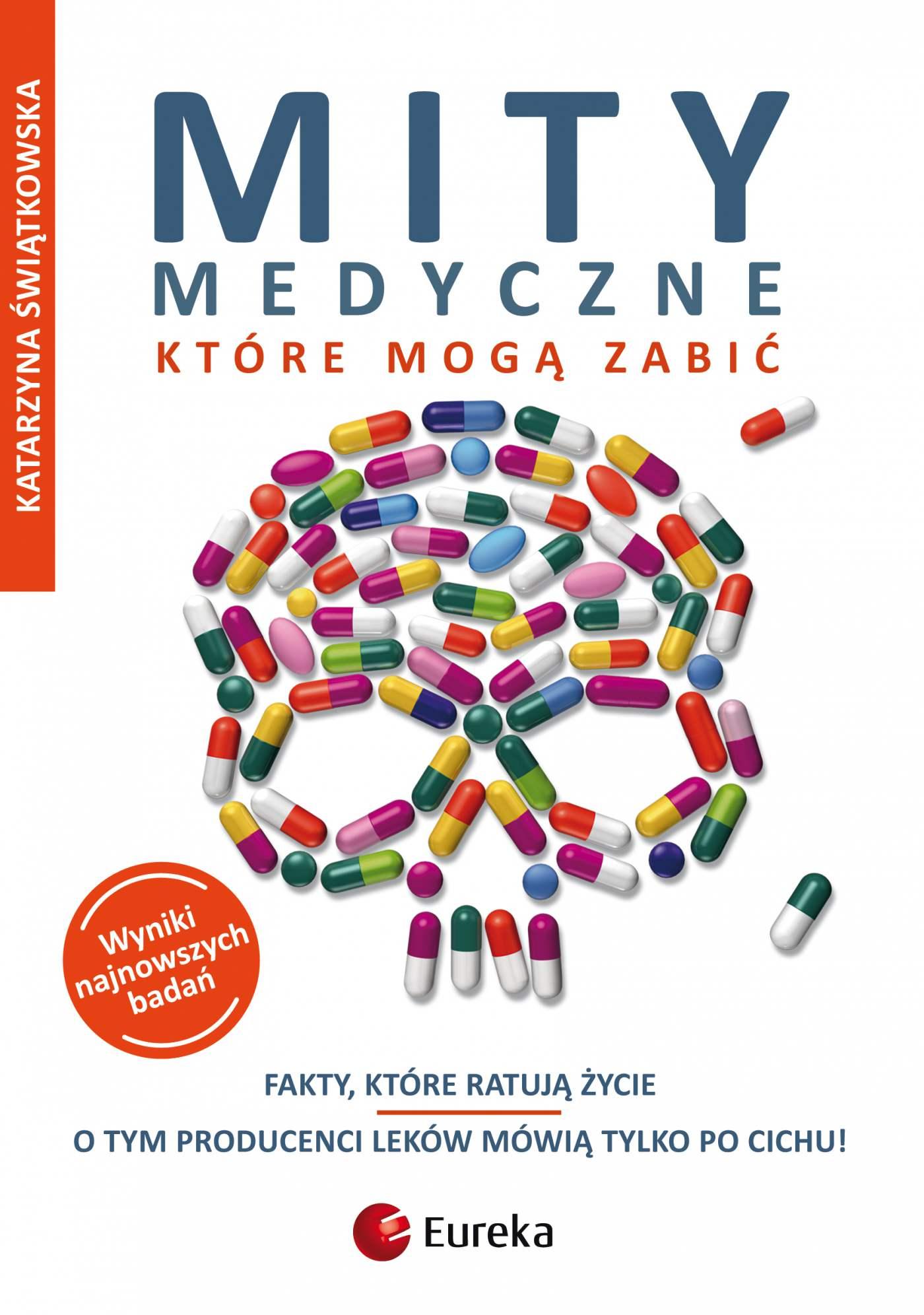 Mity medyczne, które mogą zabić - Ebook (Książka na Kindle) do pobrania w formacie MOBI