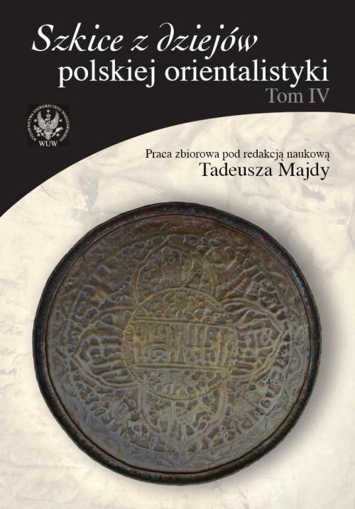 Szkice z dziejów polskiej orientalistyki. T. 6 - Ebook (Książka PDF) do pobrania w formacie PDF