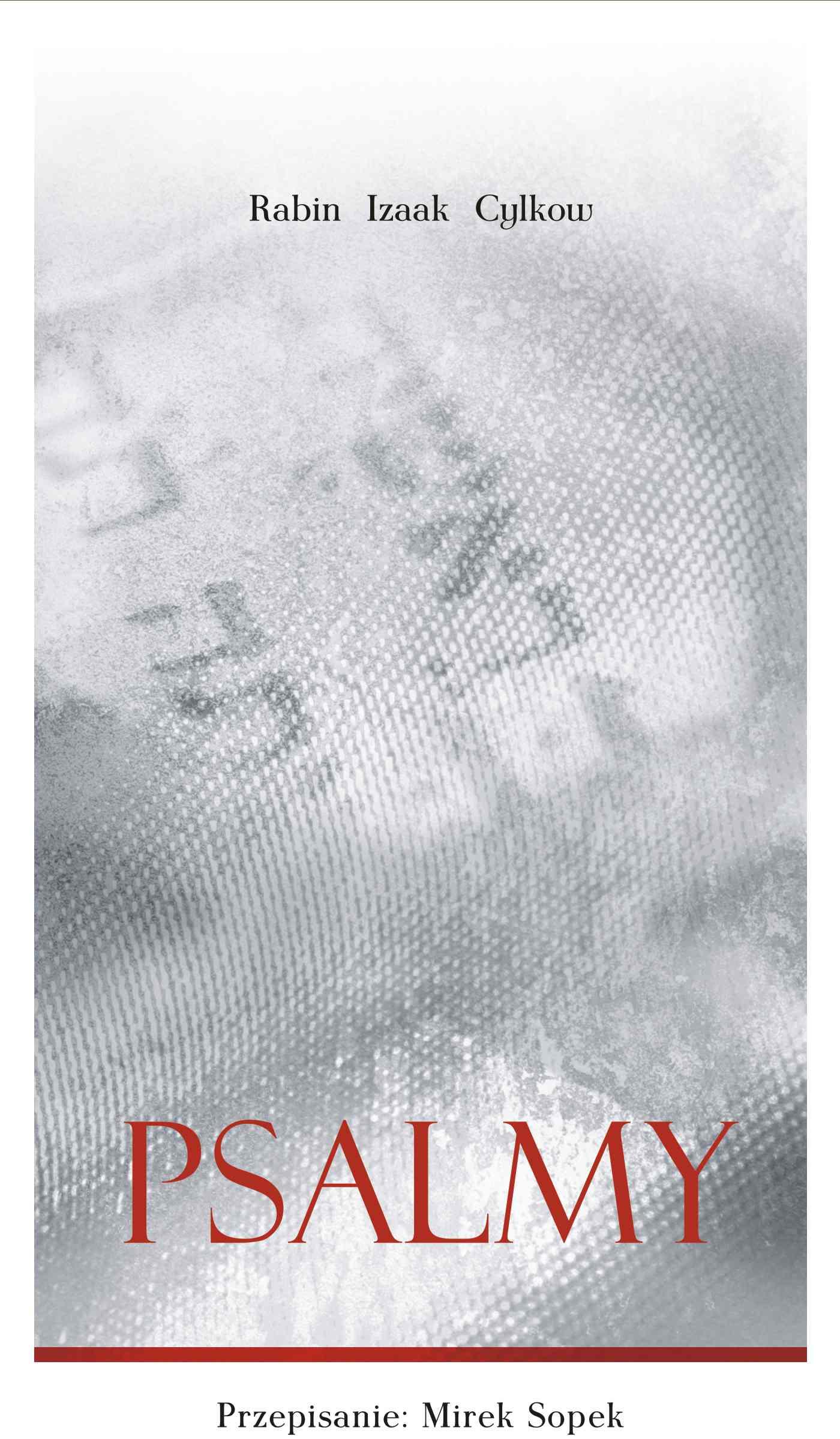 Psalmy Rabina Cylkowa - Ebook (Książka EPUB) do pobrania w formacie EPUB