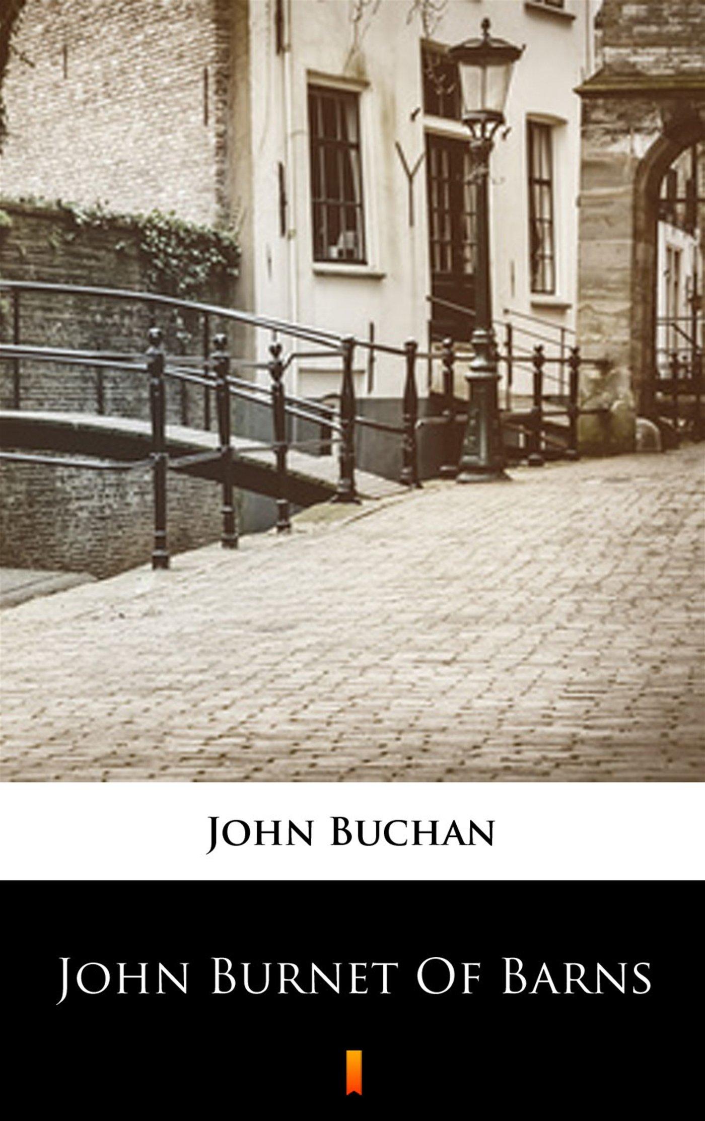 John Burnet of Barns - Ebook (Książka EPUB) do pobrania w formacie EPUB