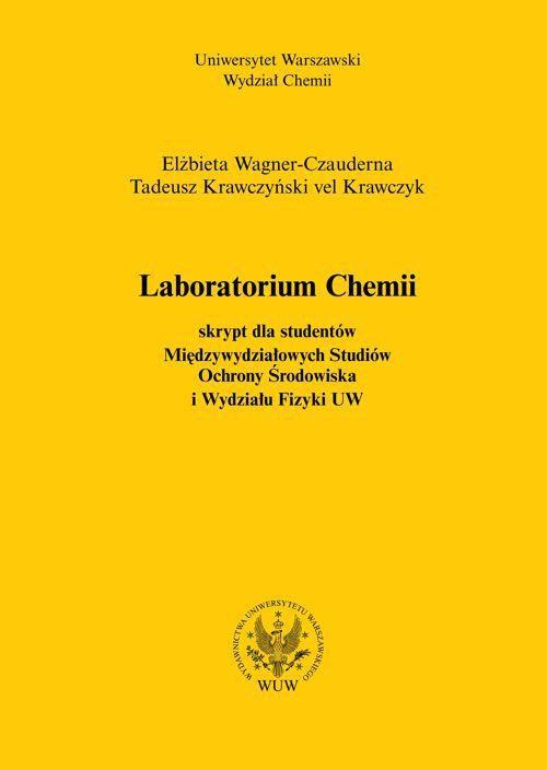 Laboratorium chemii - Ebook (Książka PDF) do pobrania w formacie PDF