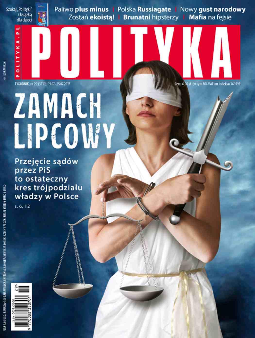 Polityka nr 29/2017 - Ebook (Książka PDF) do pobrania w formacie PDF
