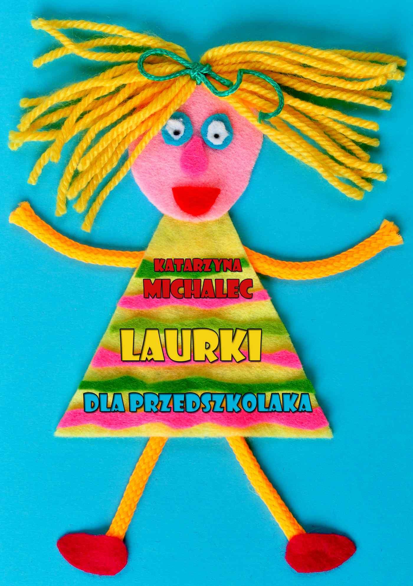 Laurki dla przedszkolaka - Ebook (Książka na Kindle) do pobrania w formacie MOBI