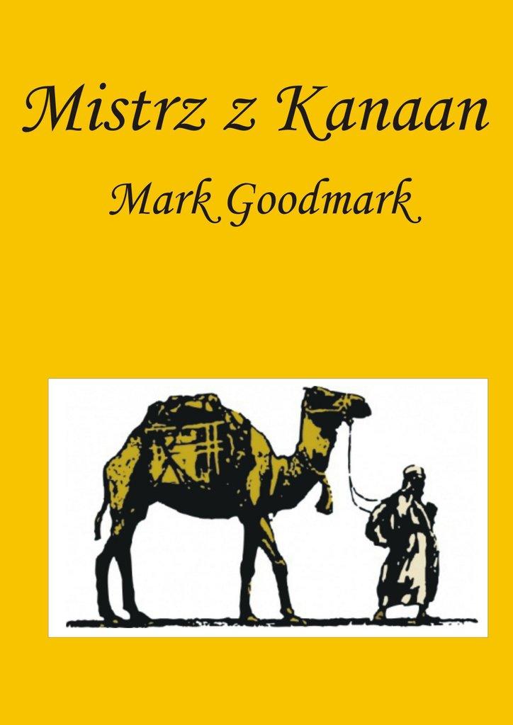 Mistrz zKanaan - Ebook (Książka na Kindle) do pobrania w formacie MOBI