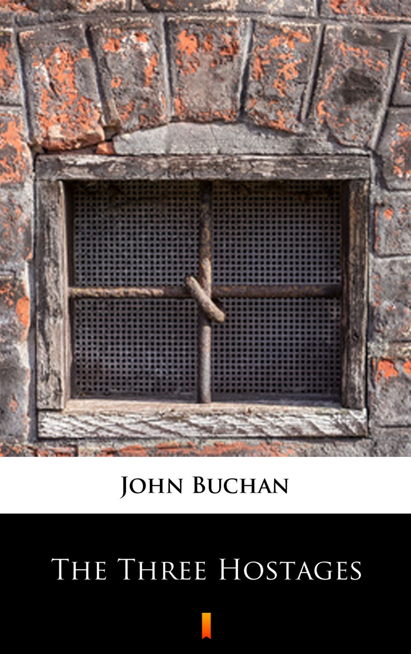 The Three Hostages - Ebook (Książka na Kindle) do pobrania w formacie MOBI