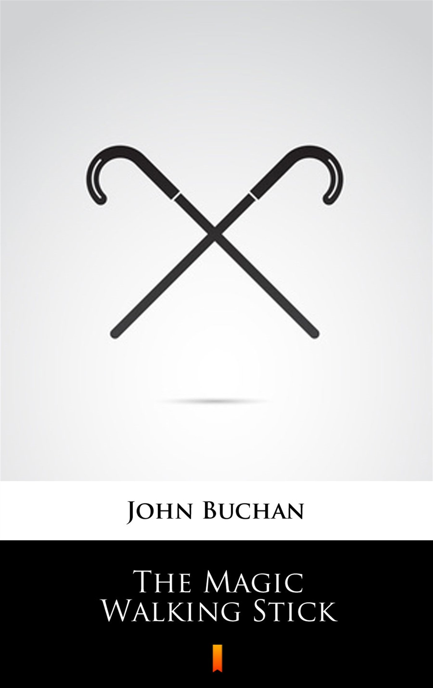 The Magic Walking Stick - Ebook (Książka EPUB) do pobrania w formacie EPUB