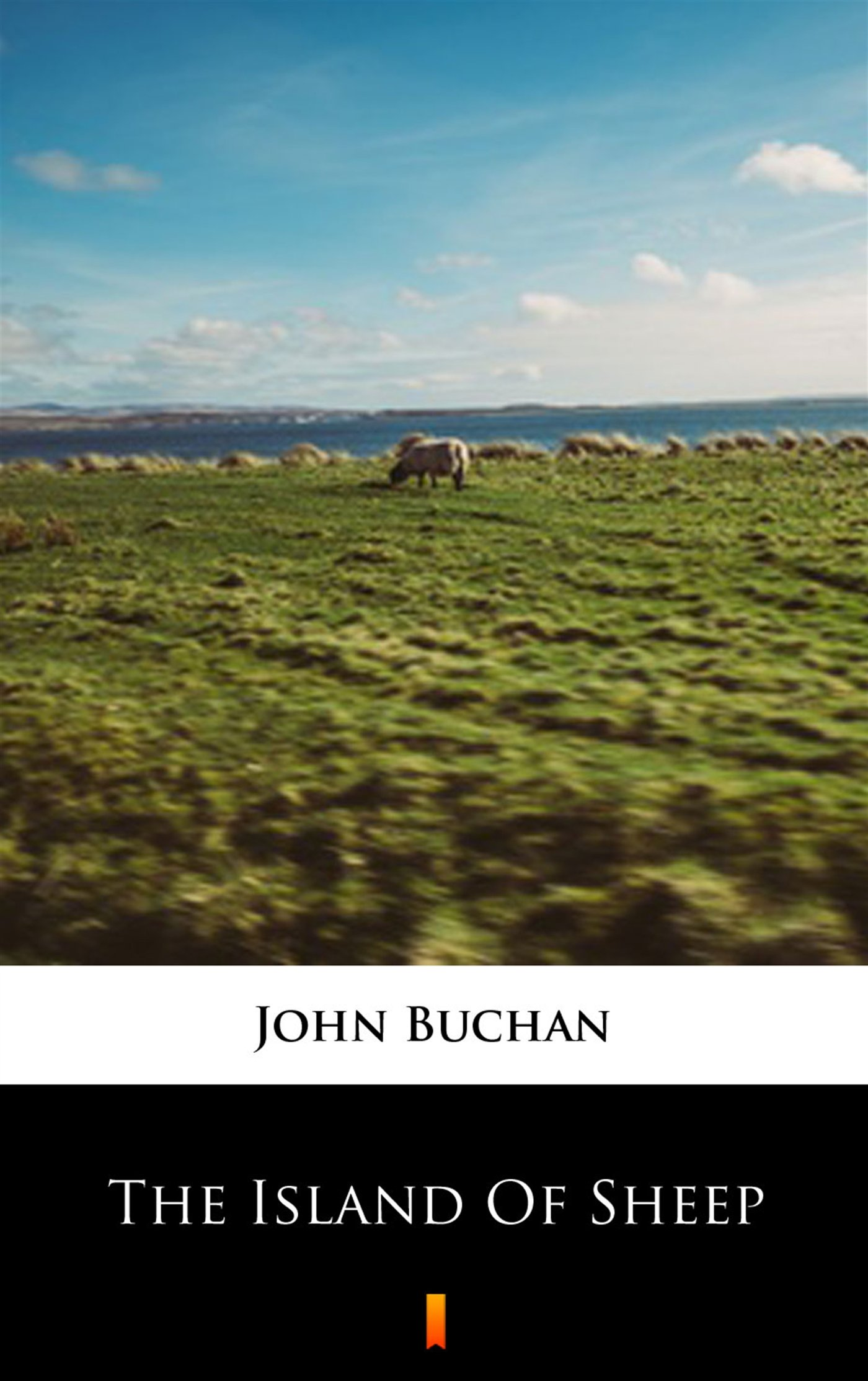 The Island of Sheep - Ebook (Książka na Kindle) do pobrania w formacie MOBI