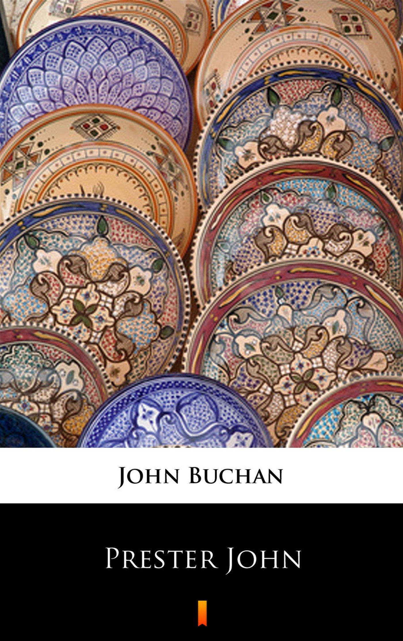 Prester John - Ebook (Książka na Kindle) do pobrania w formacie MOBI