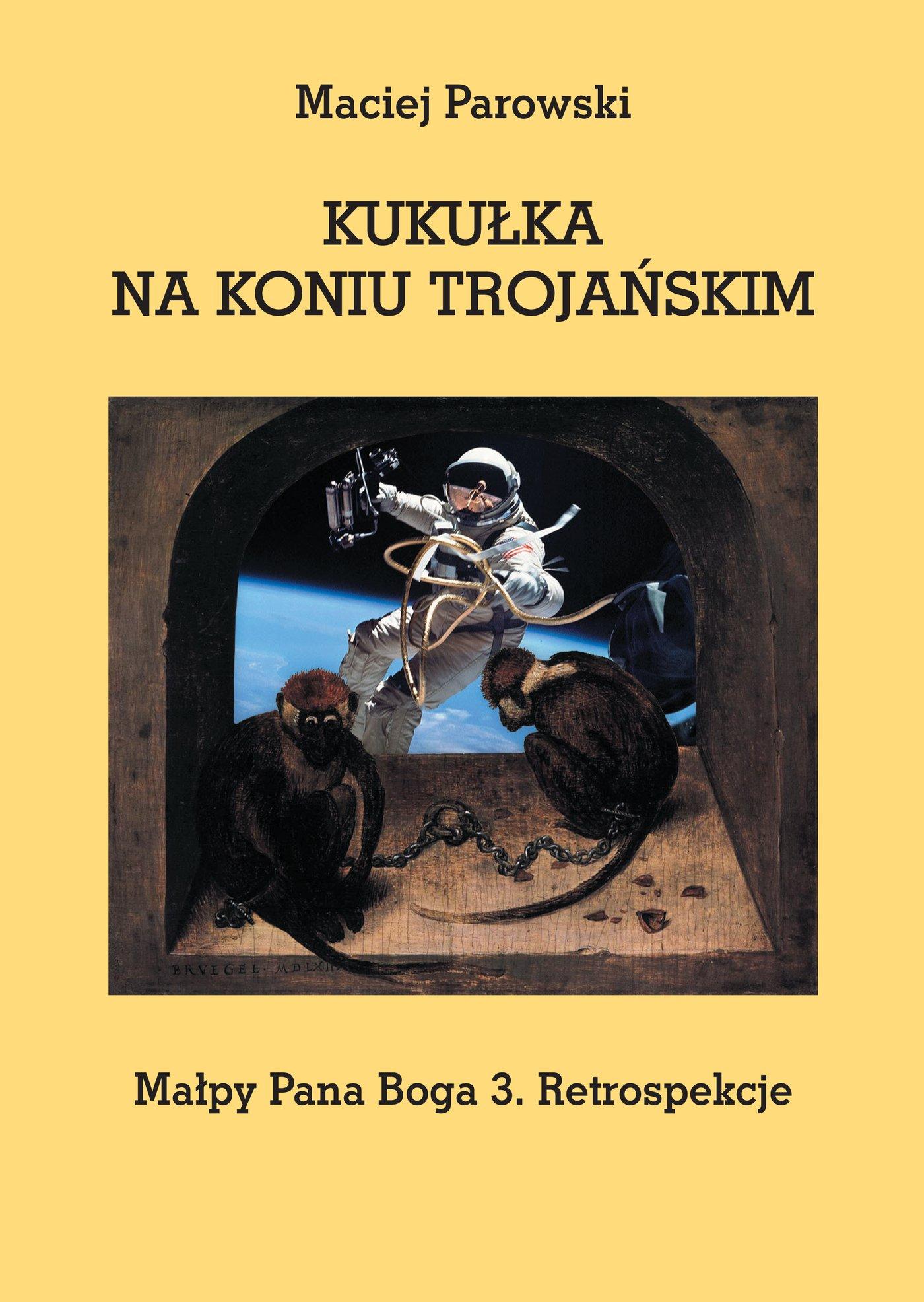 Kukułka na koniu trojańskim - Ebook (Książka na Kindle) do pobrania w formacie MOBI