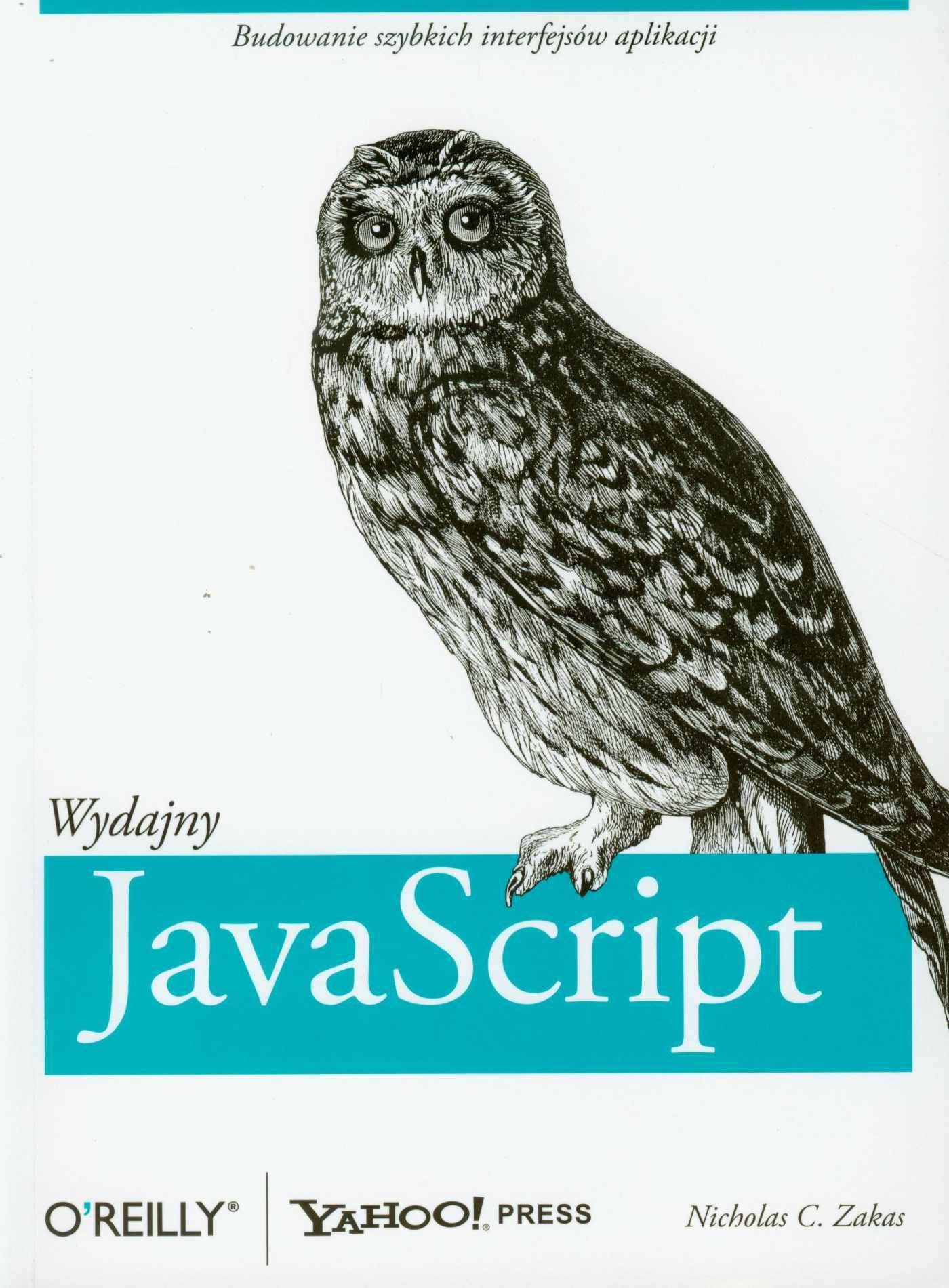 Wydajny JavaScript - Ebook (Książka PDF) do pobrania w formacie PDF