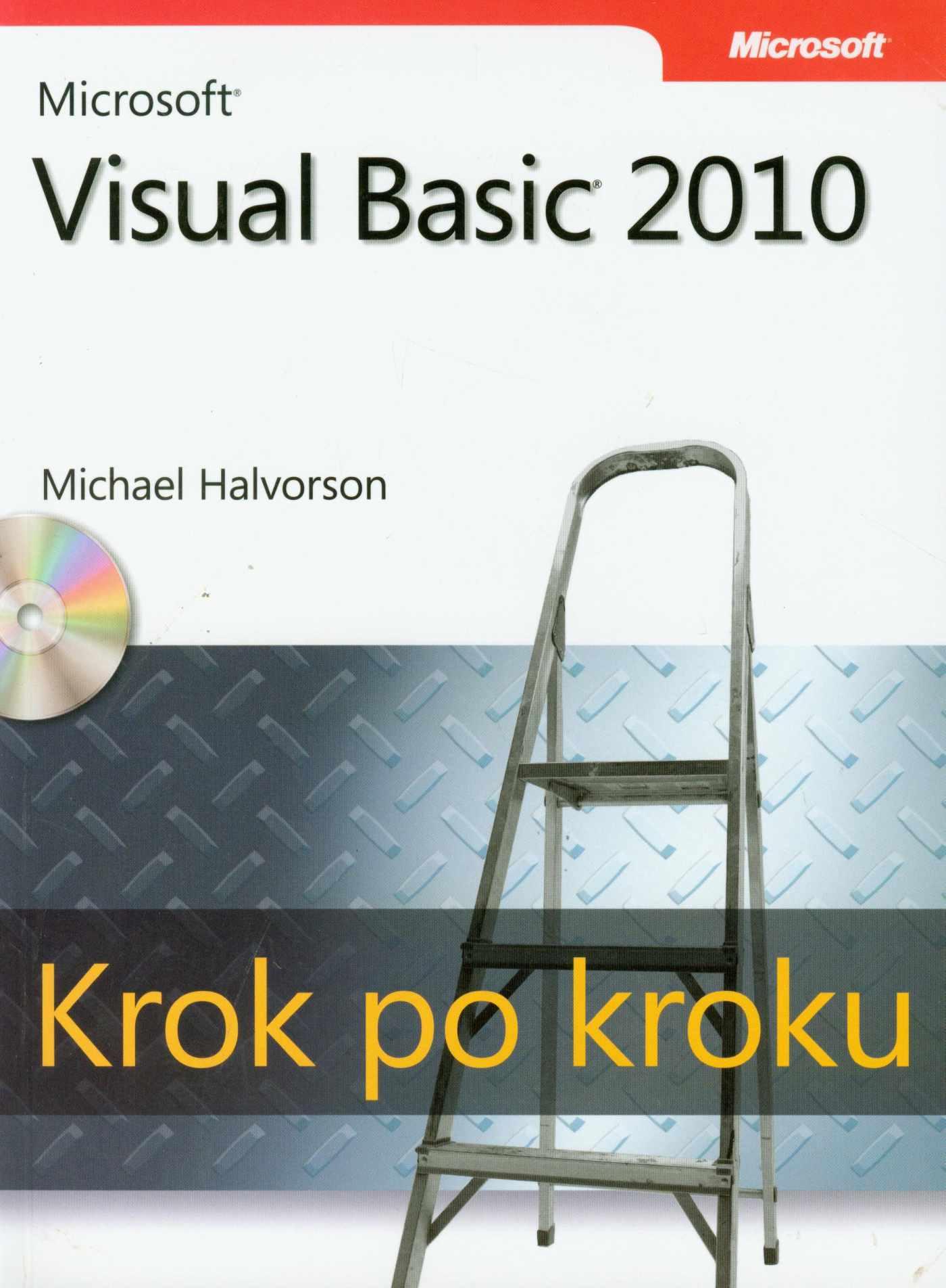 Microsoft Visual Basic 2010 Krok po kroku - Ebook (Książka PDF) do pobrania w formacie PDF
