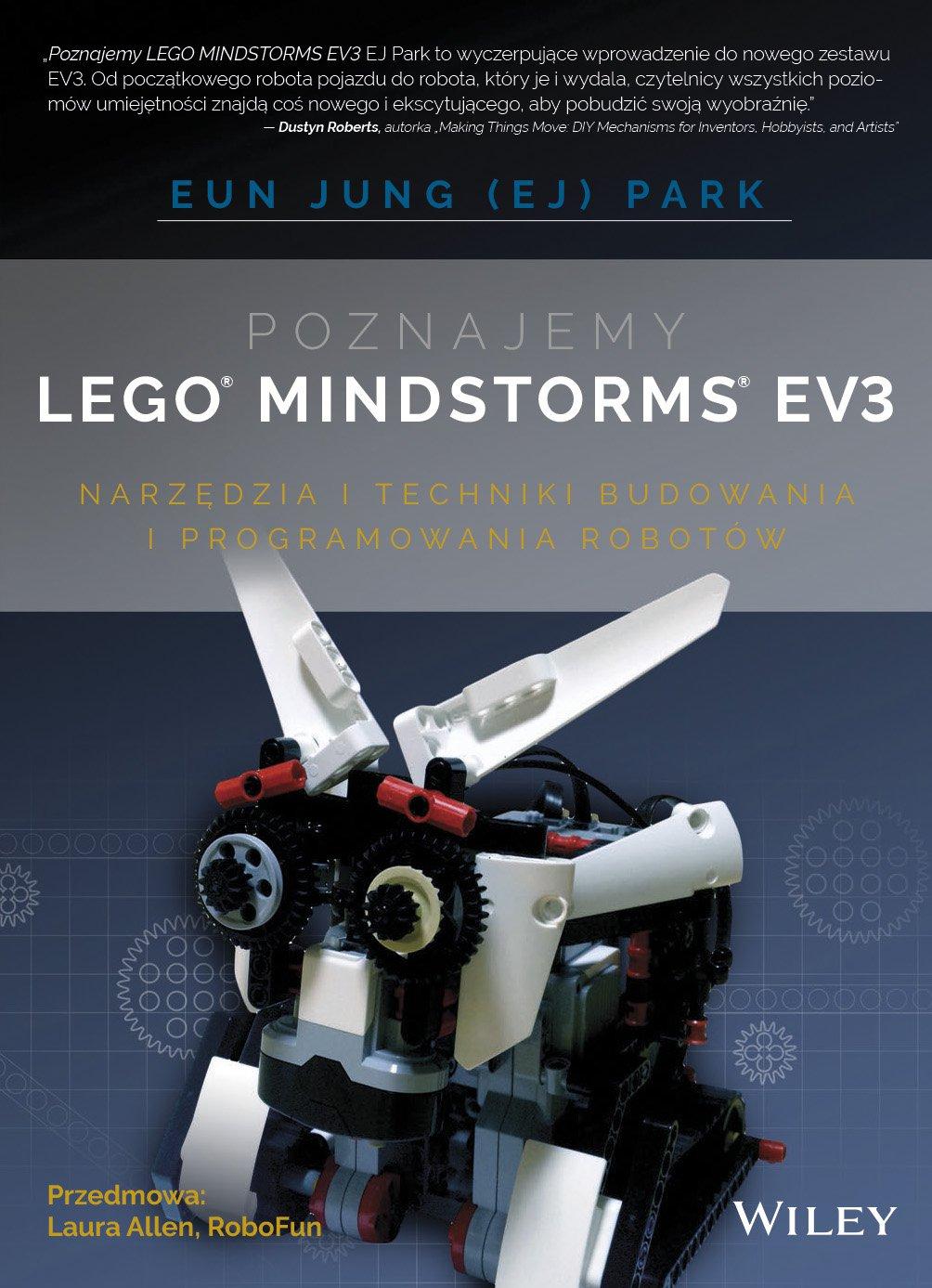 Poznajemy LEGO MINDSTORMS EV3 - Ebook (Książka PDF) do pobrania w formacie PDF