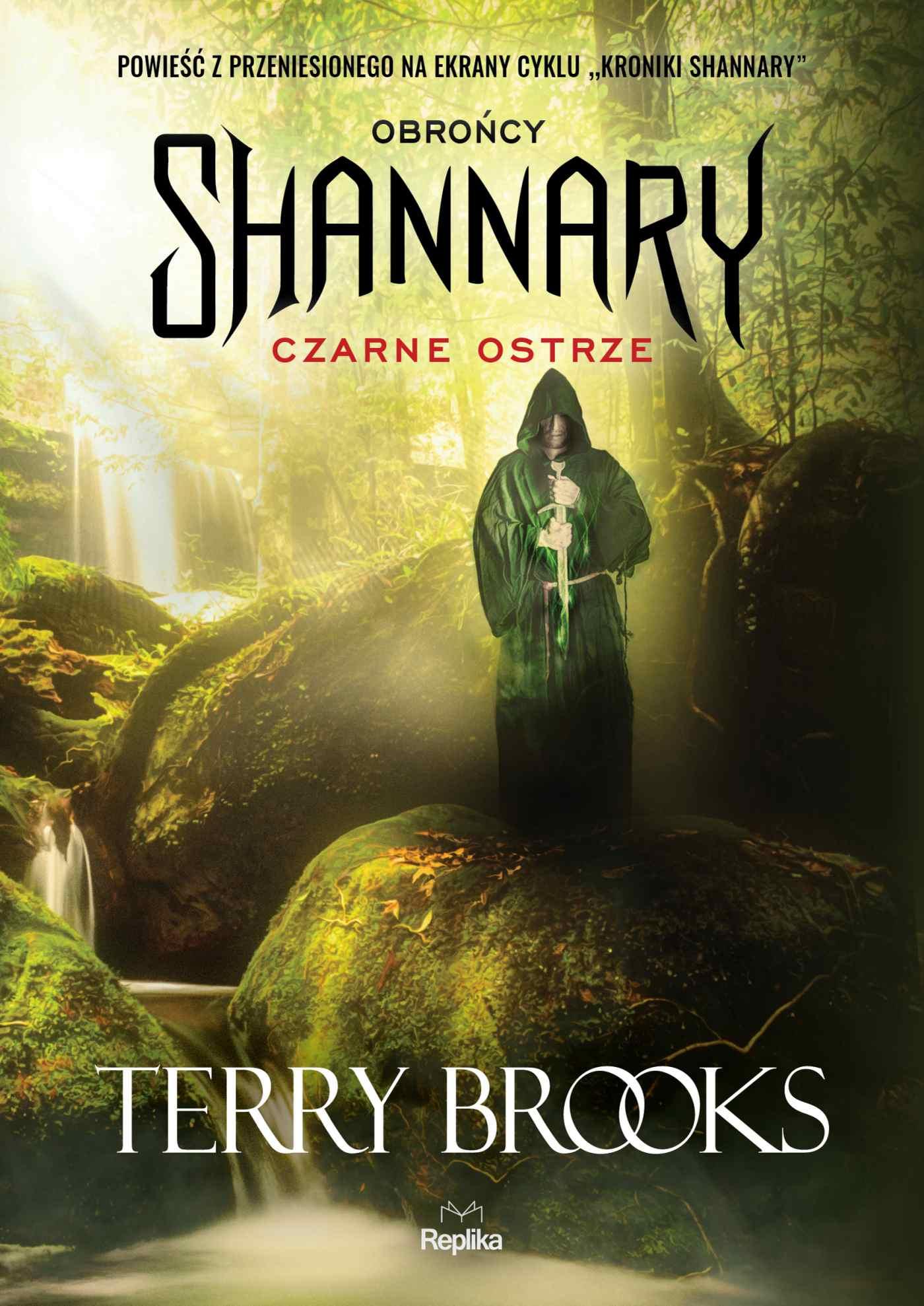 Obrońcy Shannary. Czarne ostrze - Ebook (Książka EPUB) do pobrania w formacie EPUB