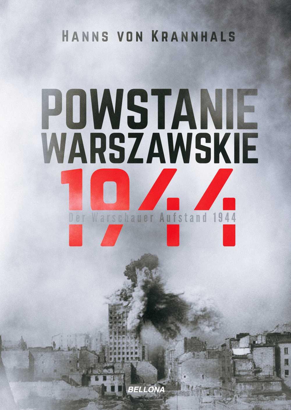 Powstanie Warszawskie 1944 - Ebook (Książka EPUB) do pobrania w formacie EPUB