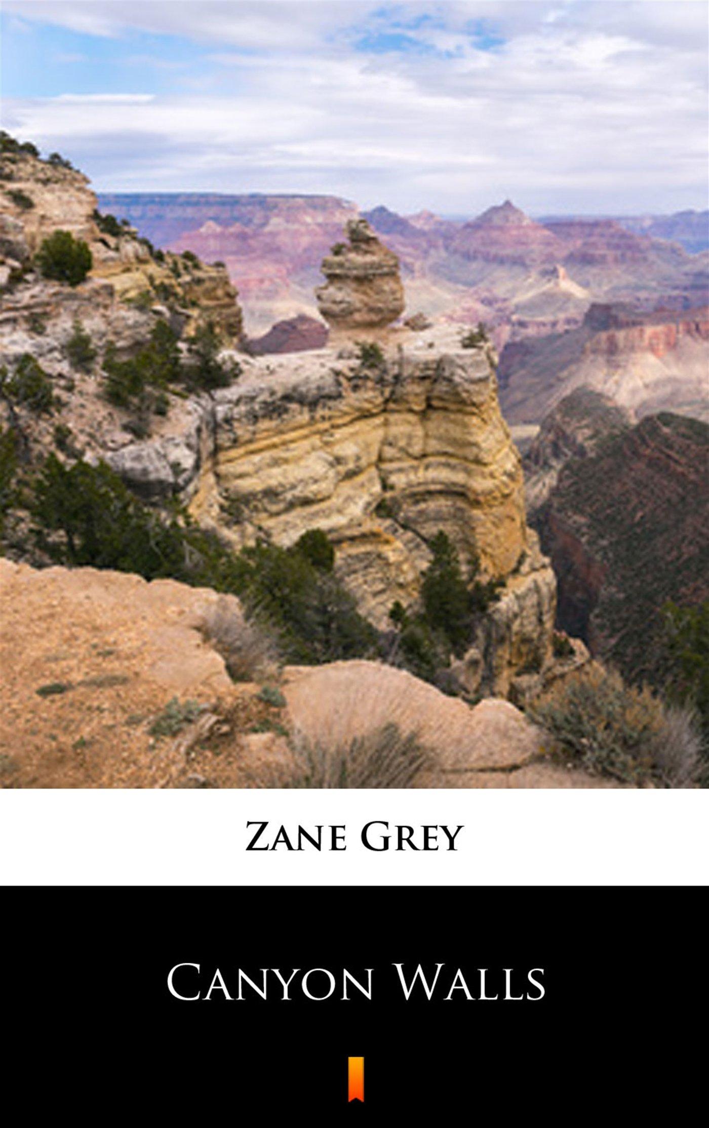 Canyon Walls - Ebook (Książka na Kindle) do pobrania w formacie MOBI