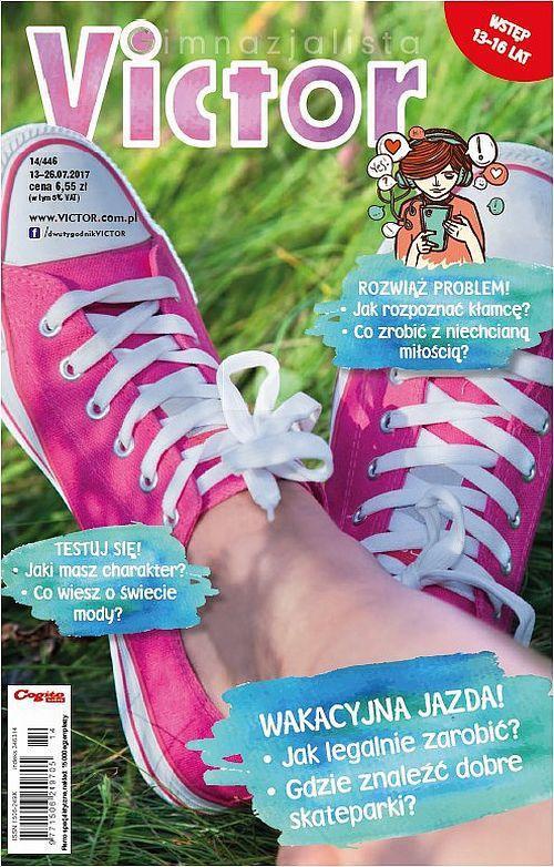 Victor Gimnazjalista nr 14 (446) 13-26.07.2017 - Ebook (Książka PDF) do pobrania w formacie PDF