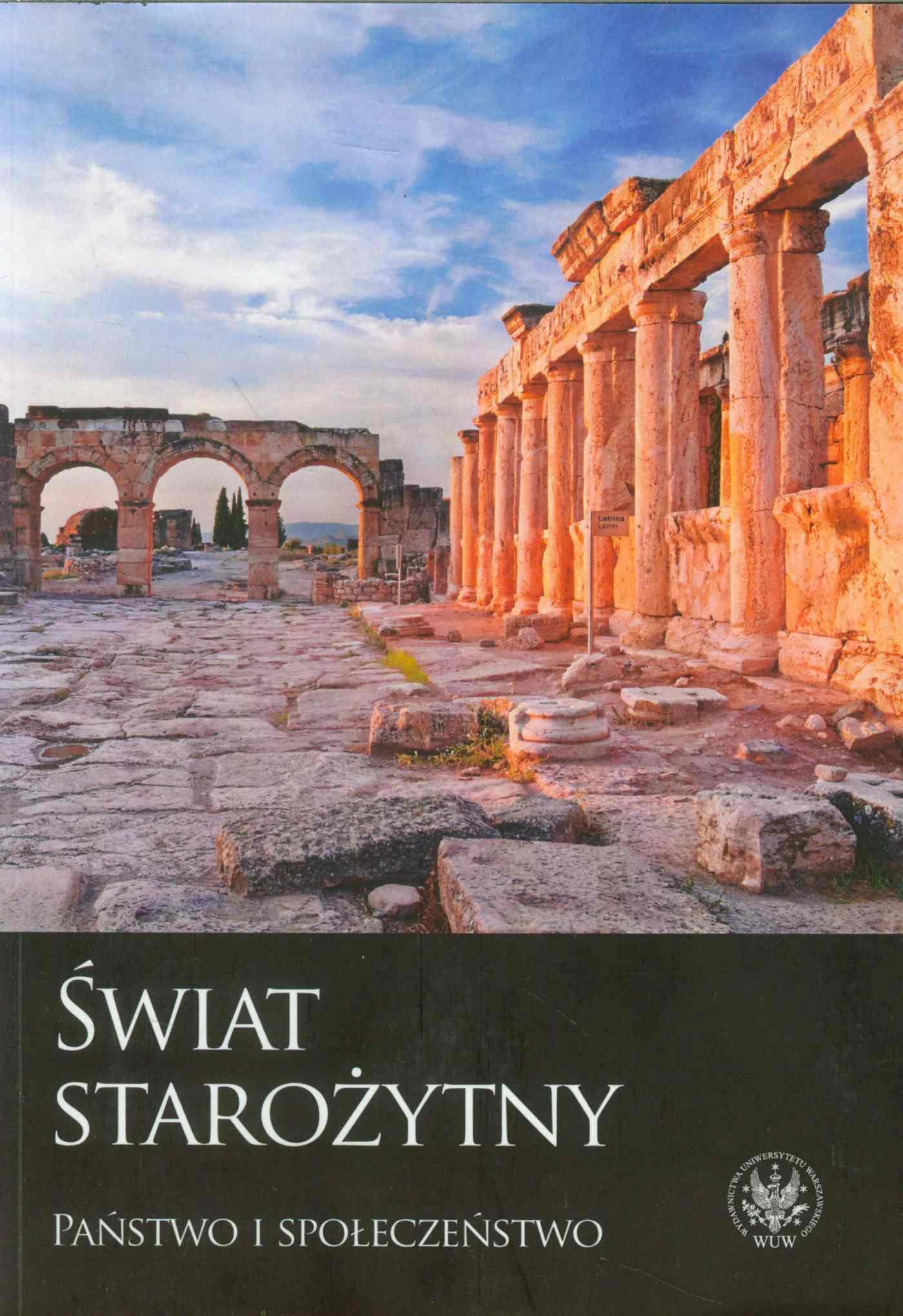 Świat starożytny. Państwo i społeczeństwo - Ebook (Książka PDF) do pobrania w formacie PDF