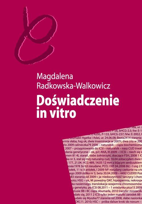 Doświadczenie in vitro - Ebook (Książka PDF) do pobrania w formacie PDF