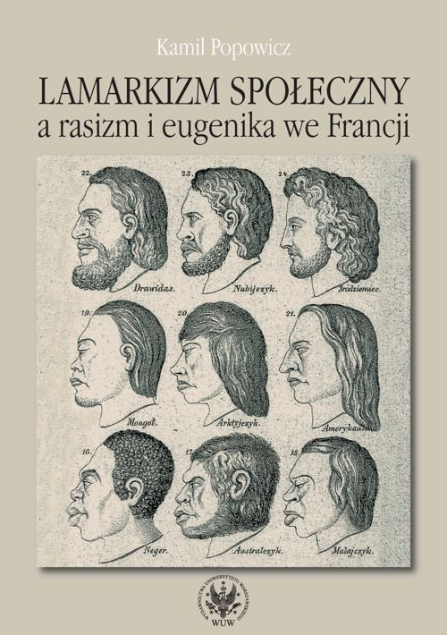 Lamarkizm społeczny a rasizm i eugenika we Francji - Ebook (Książka PDF) do pobrania w formacie PDF